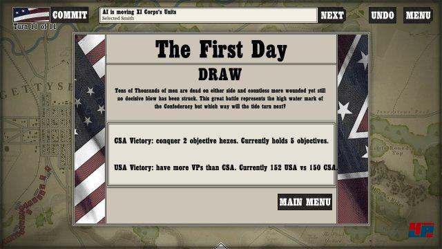Screenshot - Gettysburg: The Tide Turns (PC) 92550296