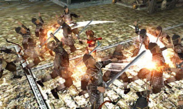 Screenshot - Dynasty Warriors VS (3DS) 2302917
