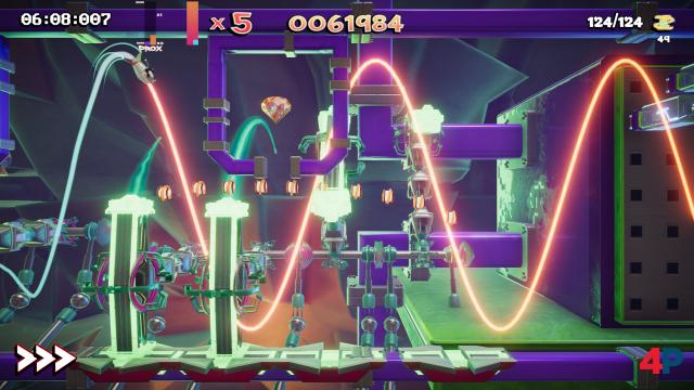 Screenshot - Wavey The Rocket (PC)