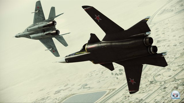 Screenshot - Ace Combat: Assault Horizon (360) 2260192