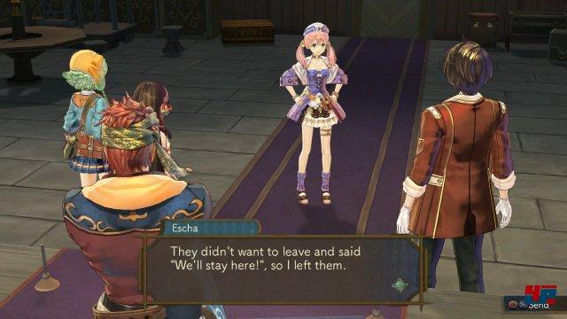 Screenshot - Atelier Shallie: Alchemists of the Dusk Sea (PlayStation3) 92499484