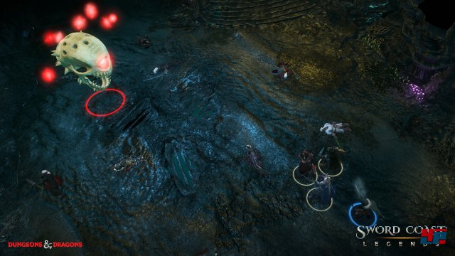 Screenshot - Sword Coast Legends (Linux) 92525907