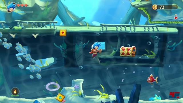 Screenshot - Monster Boy und das Verfluchte Königreich (PC) 92579713