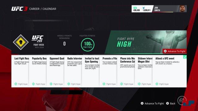 Screenshot - EA Sports UFC 3 (PS4) 92558982