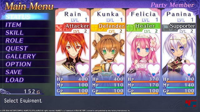 Screenshot - Record of Agarest War Mariage (PC) 92581833
