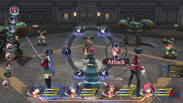 Screenshot - The Legend of Heroes: Trails of Cold Steel (PS4) 92587938