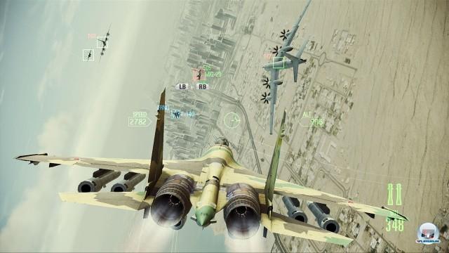 Screenshot - Ace Combat: Assault Horizon (360) 2248897