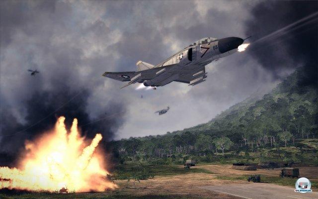 Screenshot - Air Conflicts: Vietnam (360) 92461219