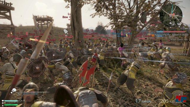 Screenshot - Dynasty Warriors 9 (XboxOneX) 92559799