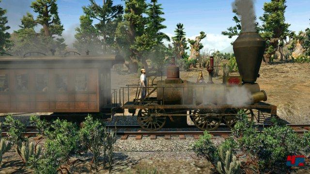 Screenshot - Transport Fever (PC)