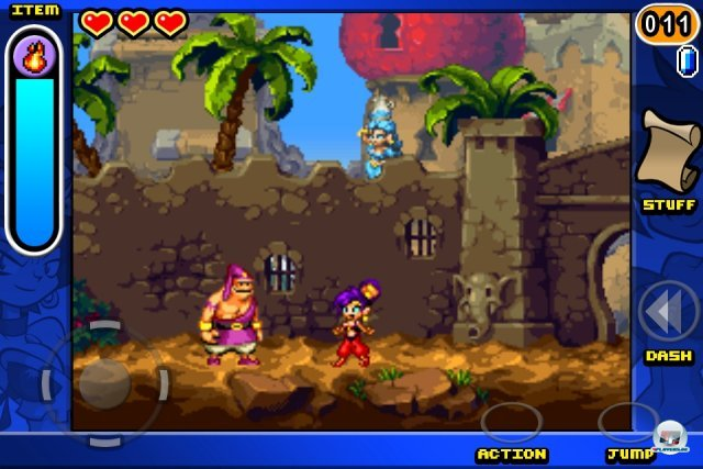 Screenshot - Shantae: Risky's Revenge (iPhone) 2283857