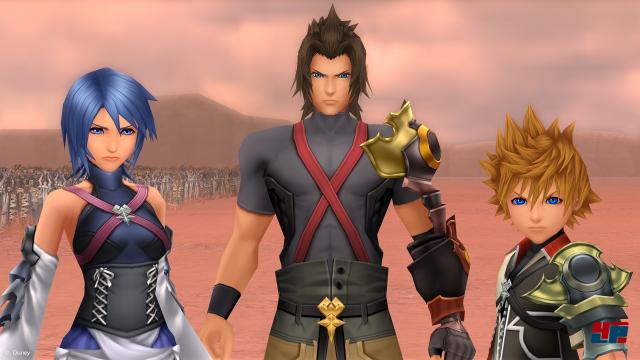 Screenshot - Kingdom Hearts -The Story So Far- (PS4) 92583415
