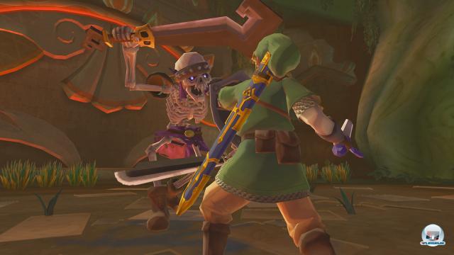 Screenshot - The Legend of Zelda: Skyward Sword (Wii) 2243418