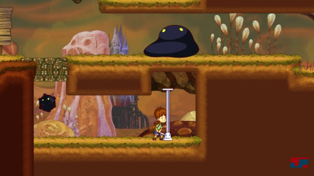 Screenshot - A Boy and his Blob (PC) 92518995