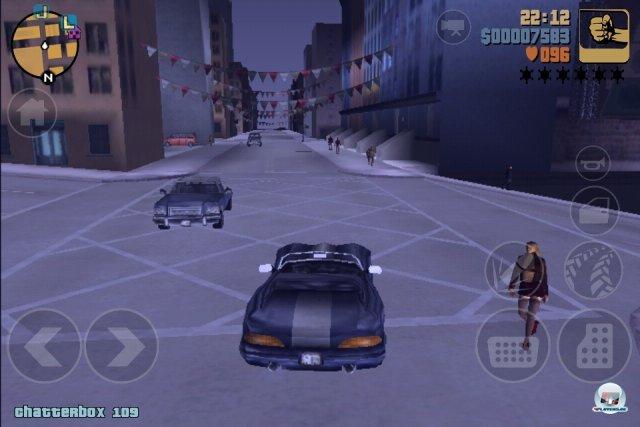 Screenshot - Grand Theft Auto III (iPhone) 2299042
