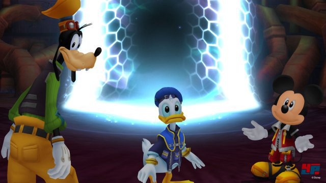 Screenshot - Kingdom Hearts HD 2.5 ReMIX (PlayStation3) 92491487