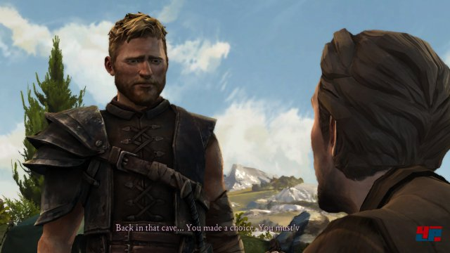 Screenshot - Game of Thrones - Episode 3: The Sword in the Darkness (iPad) 92502870