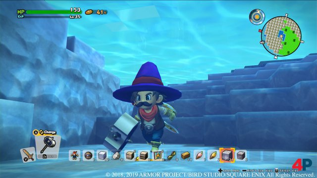 Screenshot - Dragon Quest Builders 2 (Switch) 92590124