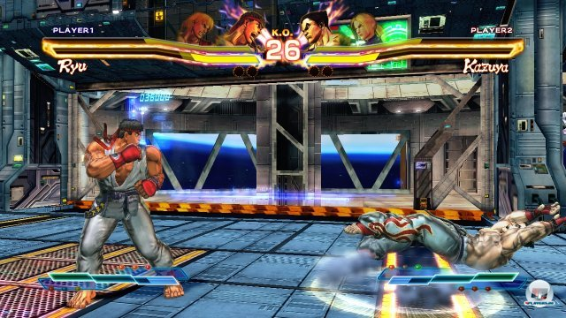 Screenshot - Street Fighter X Tekken (360) 2301792