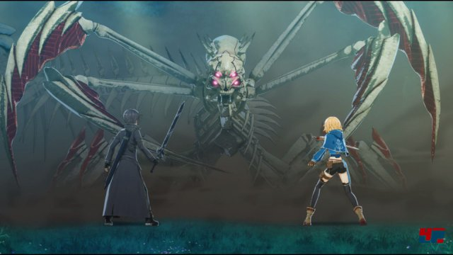 Screenshot - Sword Art Online: Hollow Fragment (PC)