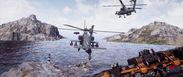 Screenshot - Worlds At War (HTCVive)