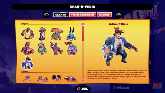 Screenshot - Shaq Fu: A Legend Reborn (PS4) 92569412