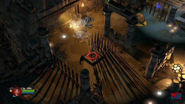 Screenshot - Lara Croft und der Tempel des Osiris (PC) 92496304