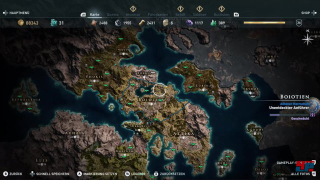 Screenshot - Assassin's Creed Odyssey (XboxOneX) 92574945