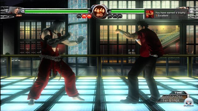 Screenshot - Virtua Fighter 5: Final Showdown  (PlayStation3)