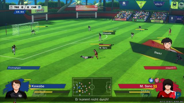 Screenshot - Captain Tsubasa: Rise of New Champions (PS4) 92622578