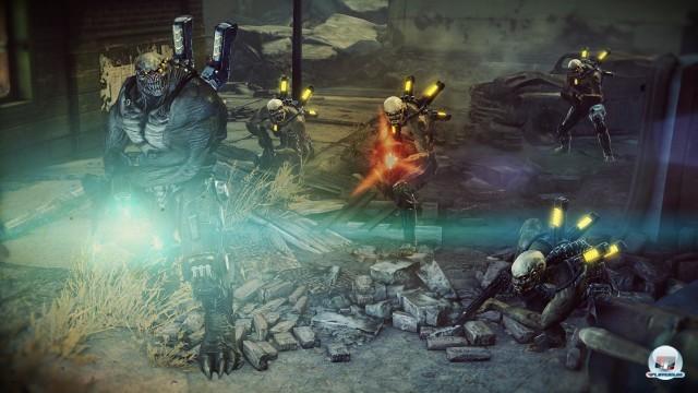Screenshot - Resistance 3 (PlayStation3) 2245387