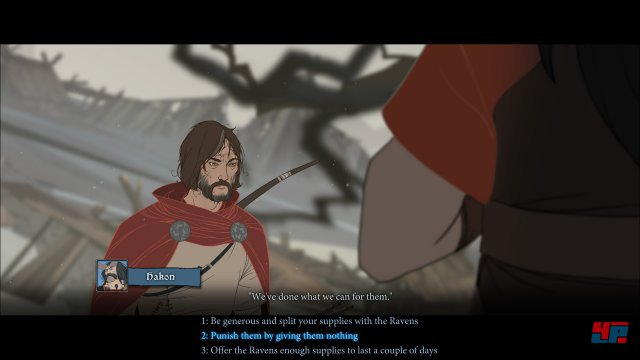 Screenshot - The Banner Saga 2 (PC) 92525010