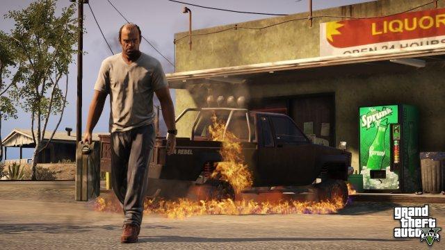 Screenshot - Grand Theft Auto V (360) 92437972