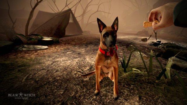 Screenshot - Blair Witch (OculusQuest, VirtualReality)