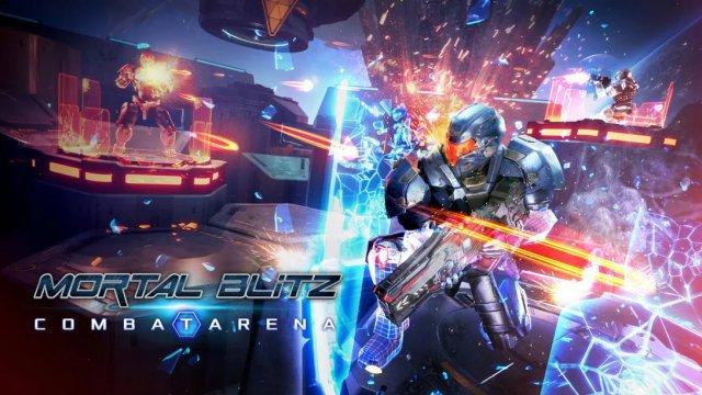 Screenshot - Mortal Blitz: Combat Arena (PlayStationVR)