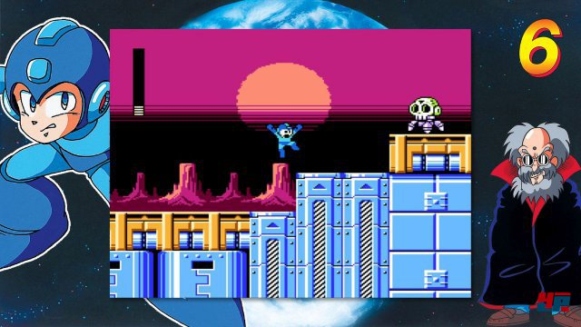 Screenshot - MegaMan Legacy Collection (Switch) 92565622