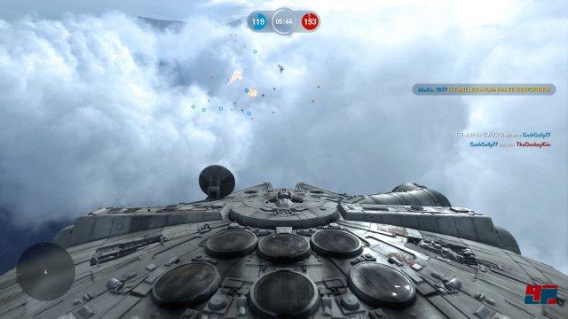Screenshot - Star Wars Battlefront (PlayStation4) 92516838