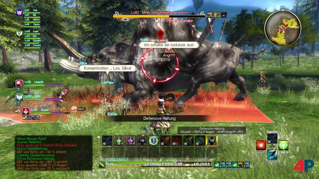 Screenshot - Sword Art Online: Hollow Realization (Switch) 92589509