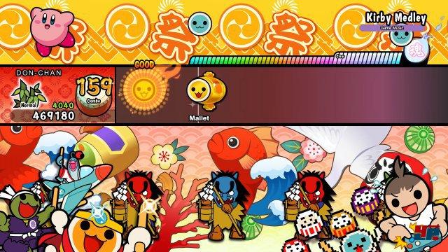 Screenshot - Taiko no Tatsujin: Drum 'n' Fun! (Switch) 92570325