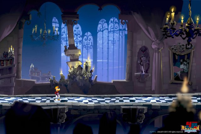Screenshot - Rayman Legends (PlayStation4) 92495391