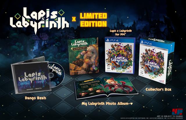 Screenshot - Lapis x Labyrinth (PS4) 92580733