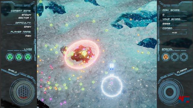 Screenshot - Mars Chaos Menace (PS4)