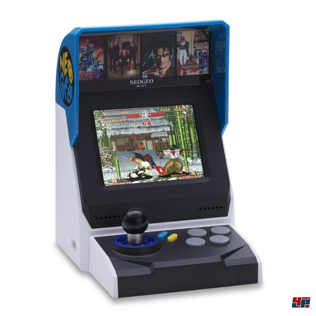 Screenshot - Neo Geo Mini (Spielkultur)