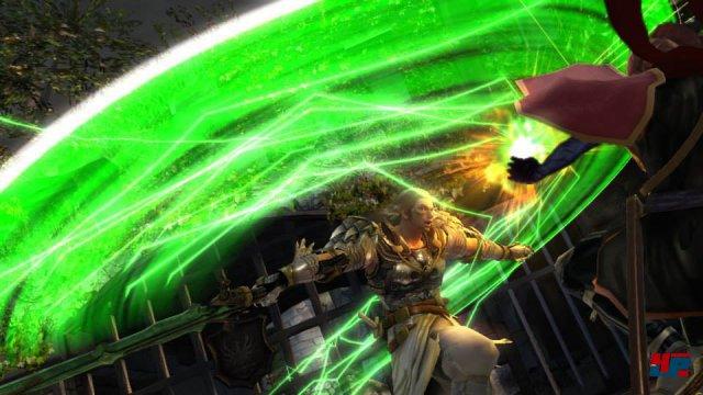 Screenshot - Soul Calibur: Lost Swords (PlayStation3) 92481706