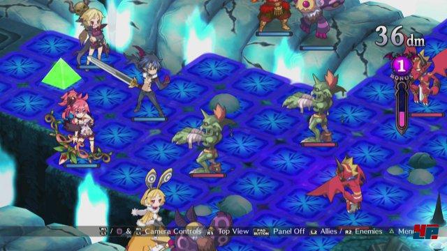 Screenshot - Disgaea 5: Alliance of Vengeance (PlayStation4) 92508591
