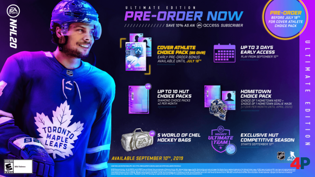 Screenshot - NHL 20 (PS4)