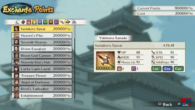 Screenshot - Samurai Warriors: Chronicles 3 (PS_Vita) 92506539