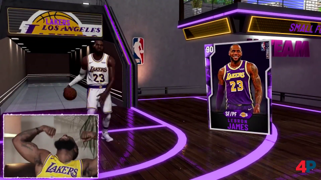 Screenshot - NBA 2K20 (PC)