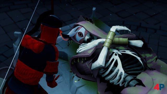 Screenshot - The Pathless (PlayStation5)