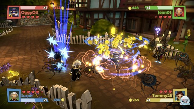 Screenshot - Fable Heroes (360) 2345507